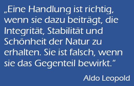 Aldo Leopold (1949)